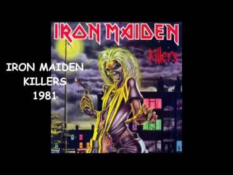 2 Killers 1981 Iron Maiden Full Album Youtube