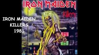 #2 - Killers (1981) - Iron  Maiden (Full Album)