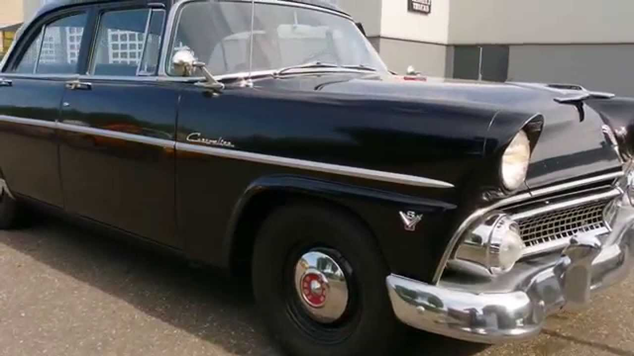 1955 ford customline 4 door pictures to pin on pinterest for 1954 ford customline 4 door