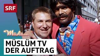 Der Auftrag | Müslüm Television | S01E01 | SRF Comedy
