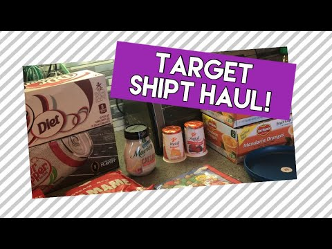 TARGET HAUL | SHiPT DELiVERY