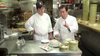 People Cooking Things: How To Make Har Gaw, With Martin Yan