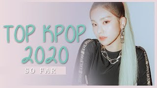 Gambar cover BEST KPOP SONGS OF 2020 [PLAYLIST]