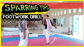 3 IMPORTANT FOOTWORK DRILL BEFORE SPARRING