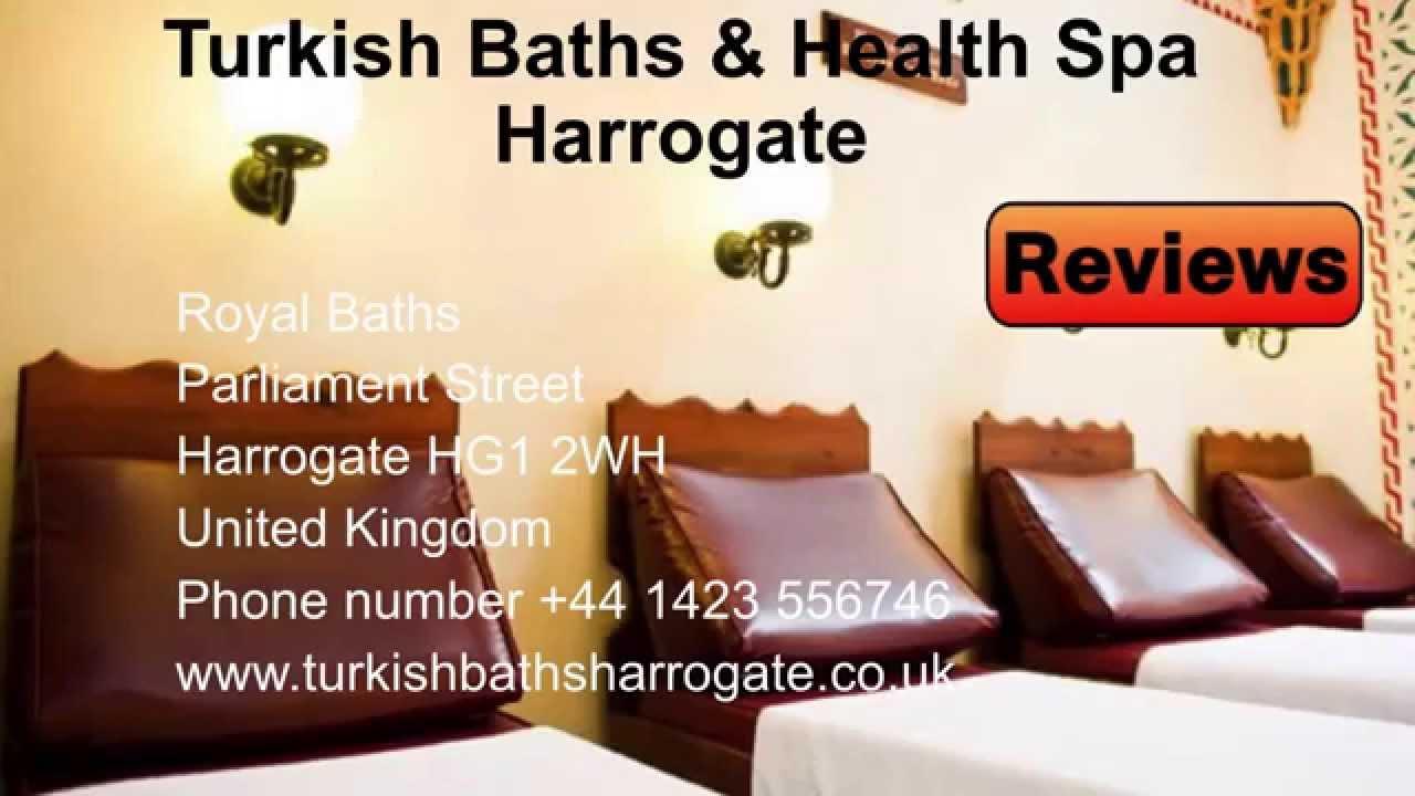 Turkish baths and health spa