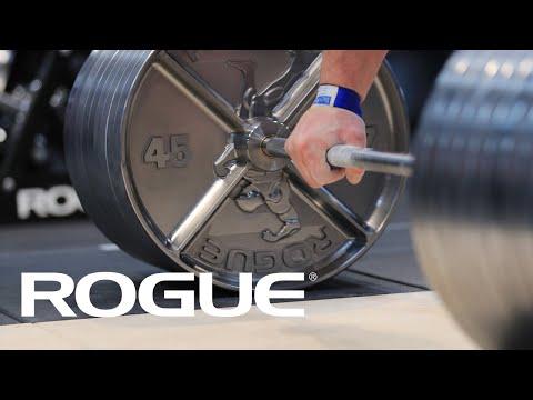 Rogue Elephant Bar Deadlift - Full Live Stream   Arnold Strongman Classic 2020 - Event 4
