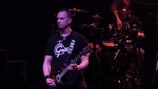 """Calm the Fire"" Alter Bridge@The Fillmore Silver Spring, MD 2/10/17"