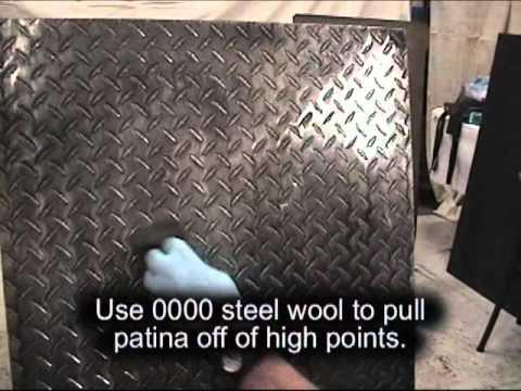 Bronze Finish over aluminum