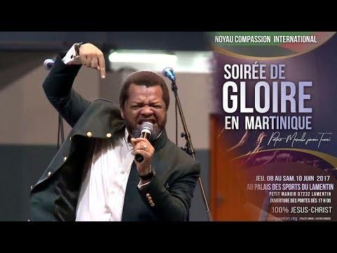 DIX PAROLES DE CHRIST A LA MARTINIQUE AVEC PASTEUR MARCELLO TUNASI - MARTINIQUE [3EME JOUR]