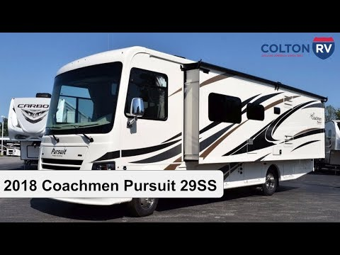 Cool 2018 Coachmen Pursuit 29SS  Class A Motorhome  YouTube