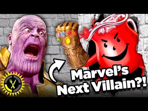 Food Theory: Kool Aid Man Is A Marvel Villain! - The Food Theorists