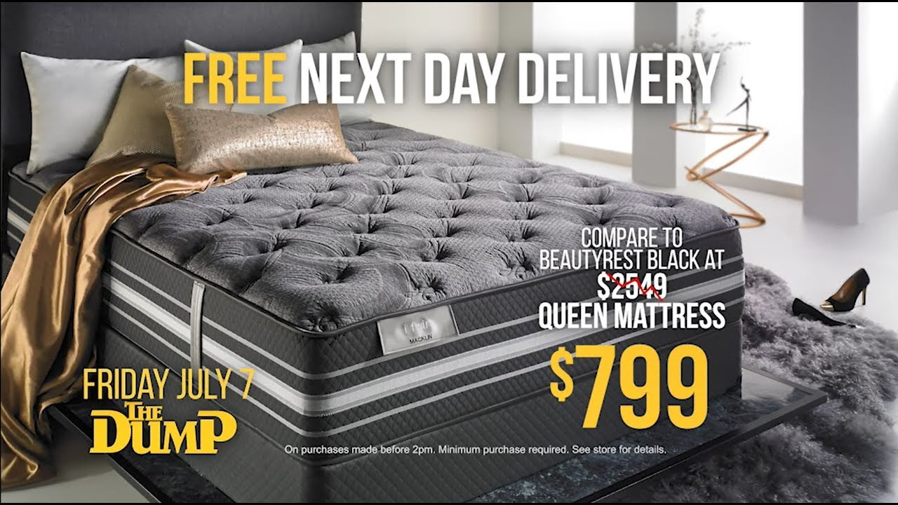 Black Friday In July Mattress