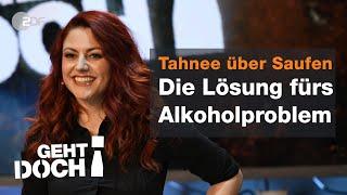"""Tahnee: """"Die Deutschen saufen zu viel!"""""""