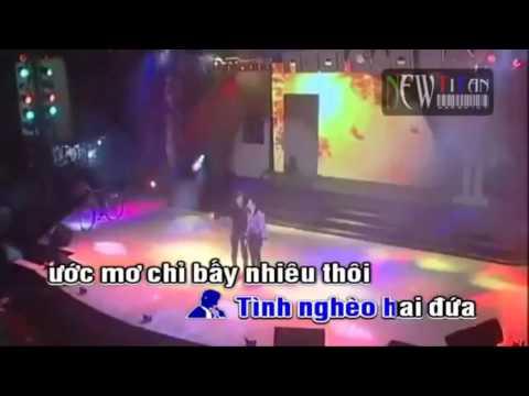 Túp lều lý tưởng Karaoke beat ( Đan Trường - Thanh Thảo )