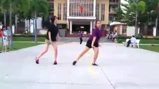 nhảy bài yêu