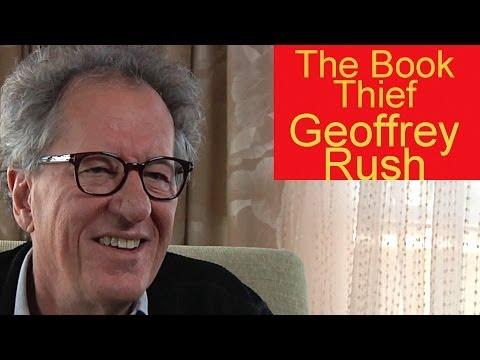 DP/30: Geoffrey Rush On The Book Thief