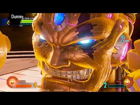 MARVEL VS. CAPCOM INFINITE Final Boss Ultron Sigma & Ultron Omega! from YouTube · Duration:  6 minutes 36 seconds