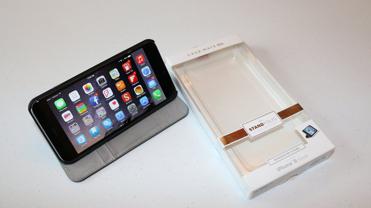 Iphone  Plus Case With Stand