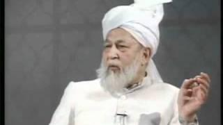 Liqa Ma'al Arab #89 Question/Answer English/Arabic by Hadrat Mirza Tahir Ahmad(rh), Islam Ahmadiyya