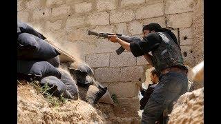النصرة تقتحم ريف حلب الغربي