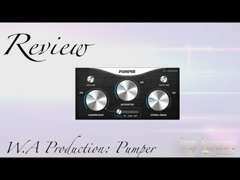 Review Pumper  3 And 1 VST By [King David Trap Monsters]
