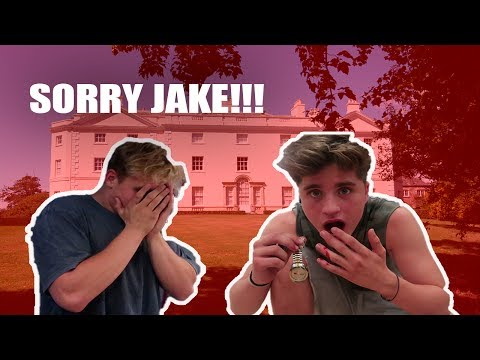 WE BROKE JAKE PAUL'S ROLEX ($30,000)