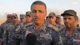 تطهير جزيرة الخالدية بالكامل من داعش