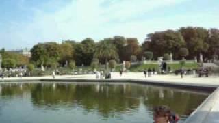 Jardines de Luxemburgo. Paris. Francia