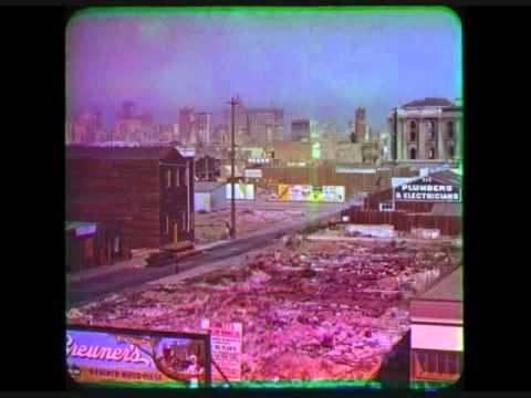 San Francisco 1906 quake color pictures