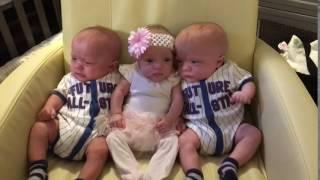 Surviving quadruplets