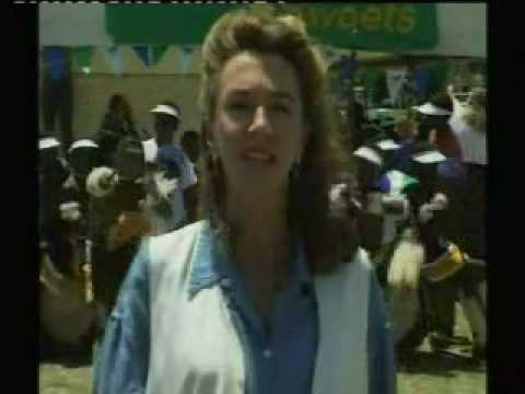 Sky News Report - South Africa 1994