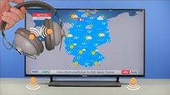 Verbindung des TV mit einem Bluetooth Kopfhörer
