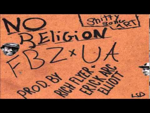 "Flatbush Zombies - ""No Religion"" Feat. The Underachievers."