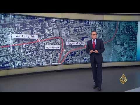 لماذا اختار المتظاهرون الاعتصام أمام القيادة العامة بالسودان؟  - نشر قبل 2 ساعة