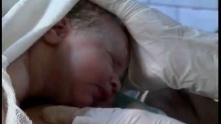 РОДЫ Как родить хорошо ребенка || Смотреть роды человека || реальные съемки в роддоме