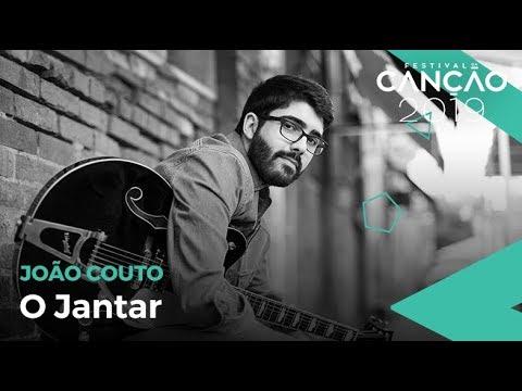 João Couto - O Jantar (Lyric video) | Festival da Canção 2019