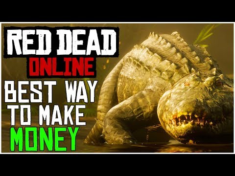 BEST Way to Make MONEY From ROLES! - Red Dead Online Tips