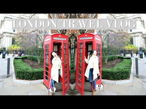 LONDON TRAVEL VLOG 2 | Big Ben & Camden Town