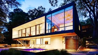 Exquisite Refined Modern Contemporary Luxury Remodeled Residence in United States (by Drawing Dept)