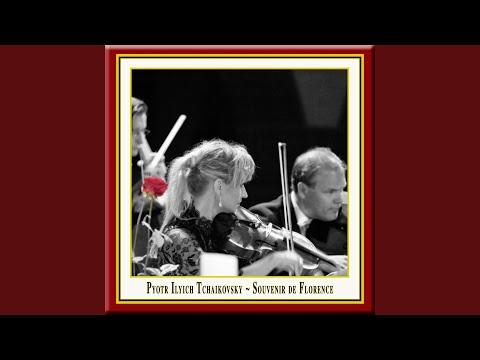 Souvenir De Florence, Op. 70 (version For String Orchestra) : I. Allegro Con Spirito