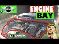 Mini R50 R53 Engine Bay Overview 2000-2006 First Generation