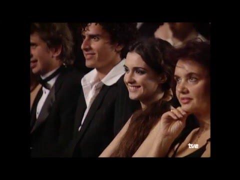 Pilar López de Ayala gana el Goya a Mejor Actriz Protagonista en 2002