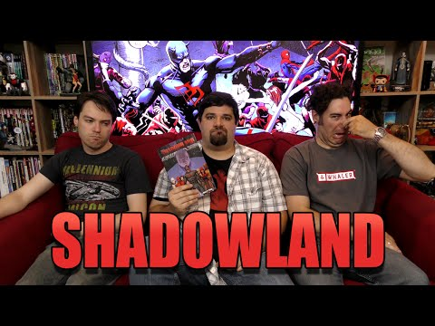 Shadowland from Marvel Comics