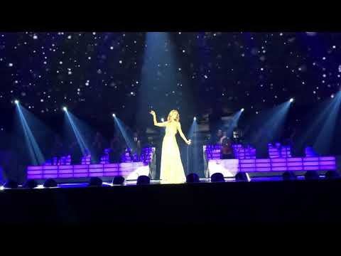 Céline Dion - Ashes (March 1st, 2019) Live In Las Vegas - FRONT ROW