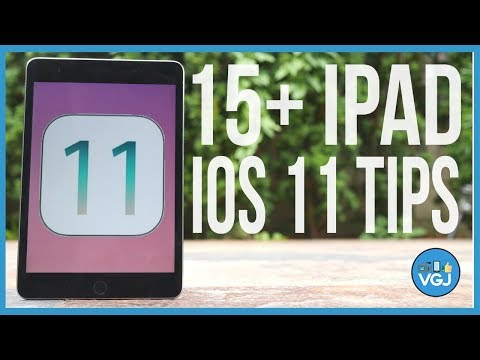 15 iOS 11 Tips, Tricks and Features for Your iPad, iPad Pro and iPad Mini Mp3