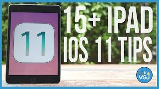 15 iOS 11 Tips, Tricks and Features for Your iPad, iPad Pro and iPad Mini