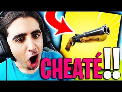 🔴fortnite-omg-cheatÉ-🔥+230-dÉgÂts-!-!-!-!-!*-le-nouveau-fusil-À-pompe-double*