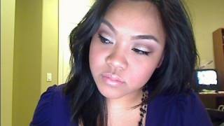 Work / Office, Neutral look makeup tutorial Thumbnail