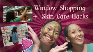 """Window Shopping"" at Watsons | Quick Haul + Skin Care Hacks"