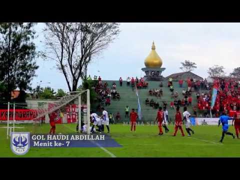 Cuplikan gol PERSIPUR 1 - 2 PSIS Stadion Krida Bhakti Purwodadi